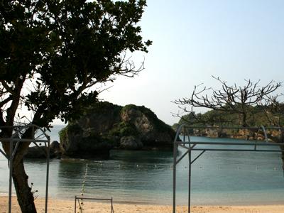 沖縄県 伊計ビーチキャンプ場 の写真g55037