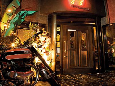 cafe bar Seven Seven