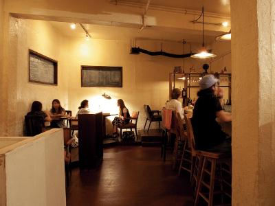 cafe Santeria(カフェ サンテリア)