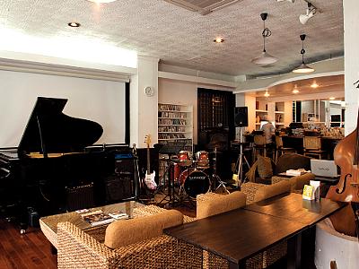 Jazz Cafe スコットラファロ