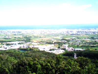 石垣島 パンナ岳ドライブ