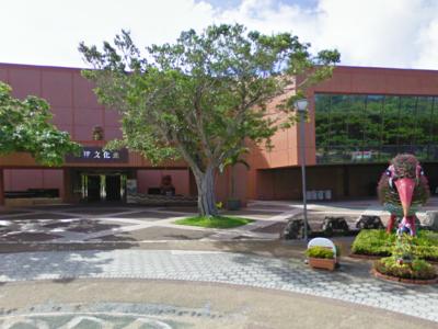 海洋博公園  海洋文化館 プラネタリウム