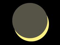 沖縄の金環日食