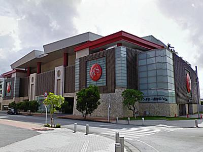 DFSギャラリア(中央ホール)