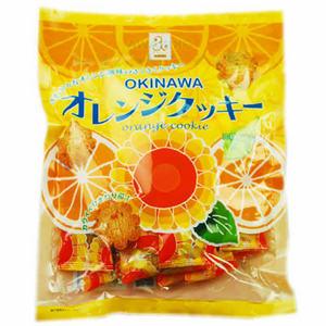 沖縄オレンジクッキー
