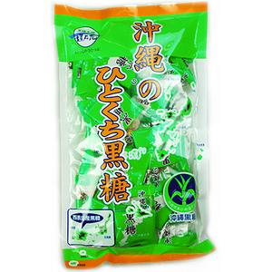 沖縄のひとくち黒糖