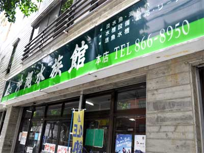 沖縄水族館 本店
