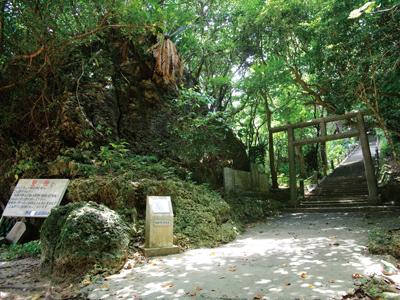 シルミチュー霊場