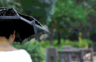 雨の日の怖い話