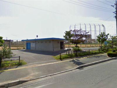 マリンタウン東浜野球場