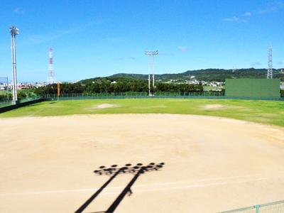 黄金森公園野球場