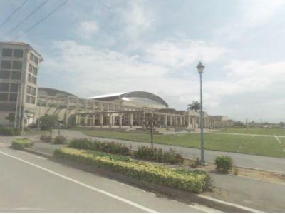 石垣市総合体育館